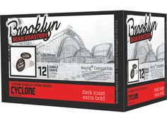 Gathering My Roses: #BBRHB Brooklyn Beans Roastery CYCLONE Giveaway! Ends 2/23/16 #TeamCyclone