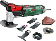 Bosch PMF 250 CES Set Çok Fonksiyonlu Alet