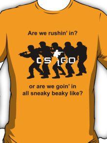 CSGO Sneaky Beaky Shirt (LOGO) T-Shirt