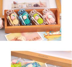 Lollipop plastics glasses box cute contact lens case with cartoon Creative eyeglass case for lenses box eyewear accessories-in Accessories from Men's Clothing & Accessories on Aliexpress.com | Alibaba Group