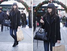 Shopping in NYC (by Casey David) http://lookbook.nu/look/4432505-Shopping-in-NYC