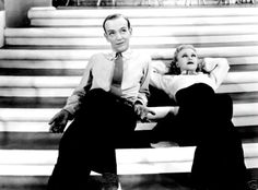 Roberta, 1935. By William A.Seiter with Fred Astaire, Ginger Rogers, Randolph Scott and Irene Dunne.