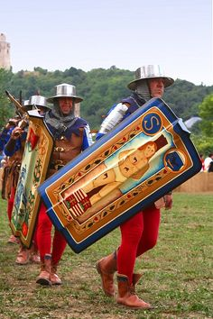 Pavise Shields -- Beautiful!