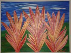 Bilder direkt vom Künstler - bilder64.ch Plants, Painting, Art, Art Background, Painting Art, Kunst, Paintings, Planters, Performing Arts