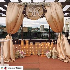 Волшебство крыши @heliopark_residence и наше оформление выездной регистрации⚙ Безумно приятно оправдывать доверие #wedding #decor #happy #style #like #wonderful #pretty #roof #city #penza #love #married #sky #light #interior #follow #work #professional