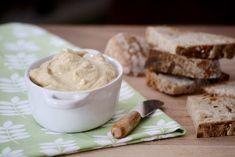 Recetas de cocina naturales y sin complicaciones. Hecho en casa. Hummus, Cocina Natural, Canapes, Vegan Recipes, Vegan Food, Peanut Butter, Dips, Ice Cream, Pudding