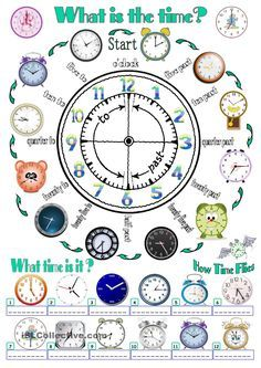 WHAT IS THE TIME