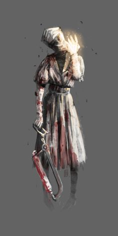 THE NURSE from Dead by Daylight's Killer