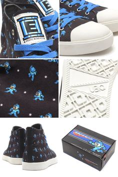 "UBIQ Rockman Sneaker ""Mega Man"""