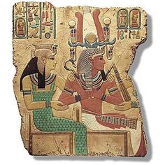 (Chapter 2): One characteristic of Egyptian apparel, for the wealthy people, are the elaborate headdresses.