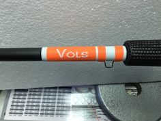 10 Best Tennessee Vols Custom Rods images in 2017 | Fly rods