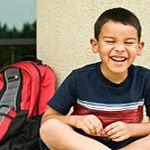 La mochila de los niños con TDAH