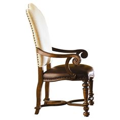 Universal Furniture Bolero Upholstered Back Arm Chair ChairsEdinburgh ArmsDining