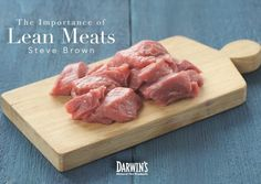 Steve Brown discusses the importance on lean meats in raw diets, especially the ancestral diet, and how to achieve balance in your pets meals.