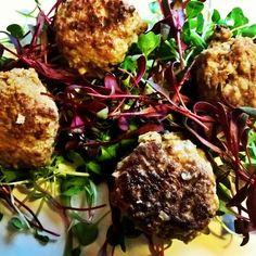 Habanerokitchen #ihanjytä ruokablogi: Lihapullat aurajuustolla ja kanelilla