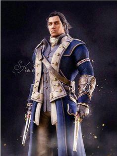 Captain of the Aquila