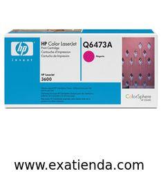 Ya disponible T?ner HP q6473a magenta   (por sólo 153.89 € IVA incluído):   - Compatibilidades: - Impresoras Color LaserJet de HP: - # 3600. - # 3800. - # 3600N. - # 3800N. - Rendimiento de Impresión:4000. pg - Color: Magenta Garantía de fabricante  http://www.exabyteinformatica.com/tienda/3222-toner-hp-q6473a-magenta #hp #exabyteinformatica