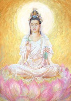 Chinese Buddhist festival of Kuan Yin/Kannon/Tara, | ... goddess of mercy daosim buddhism buddha kuan yin guan yin