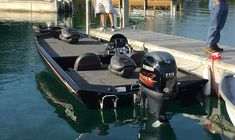 Can this four stroke engine muster two-stroke thrills? Check out Ranger Boats RT 188 aluminum bass boat, equipped with the new Yamaha Outboards four-stroke VMAX SHO 115. See if this engine delivers.