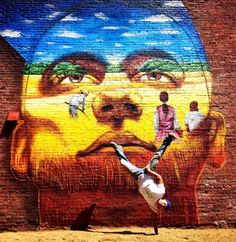 • ARTIST . DASIC • ◦ Untitled ◦ location: New York, USA...Street Art Save My Life
