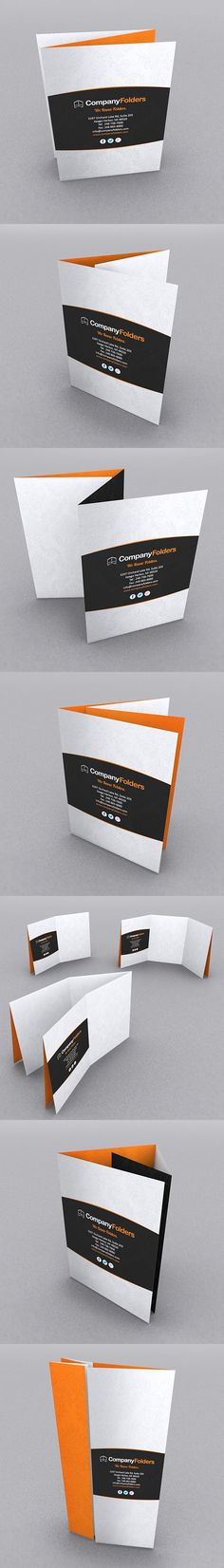 9 Unique Brochure Folds for Inspiration