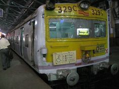 """Mumbai Suburban Railway""                      # Mumbai, Índia."