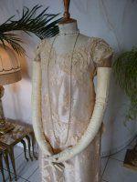 13 antikes Hochzeitskleid 1923