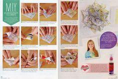 paper flowers | Paper Flowers