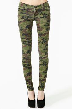 Troop Skinny Jeans