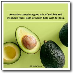 """Eggs and salmon are animal-based foods, but some great low-carb plant foods help reduce belly fat. Chief among them is the avocado..."""