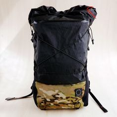 山と道 MINI X-Pac ver MULTICAM Bottom