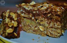 Veganana: Torta Integral de Pera