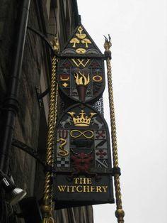 The Witchery, Edinburgh - one of the finest restaurants in Scotland.