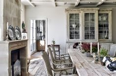 Modern country living interiors/lulu klein