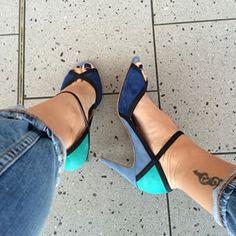 Es ist ja nicht so, dass Du hohe Schuhe nicht magst. | 19 Dinge, die alle Frauen verstehen, die nie hohe Schuhe tragen