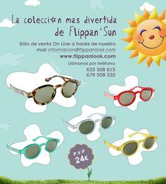 La colección más divertida de Flippan'Sun