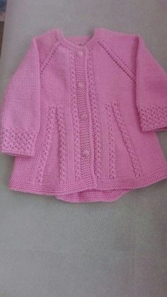 Knitted Baby Cardigan Free Baby Sweater Knitting Patterns Knitted Baby Clothes Cardigan Pattern Knitting Designs Crochet Patterns Knitting For Kids Crochet For Kids Crochet Baby Free Baby Sweater Knitting Patterns, Crochet Baby Cardigan, Baby Girl Crochet, Crochet Baby Booties, Cardigan Pattern, Knitting For Kids, Knit Patterns, Knit Crochet, Baby Coat