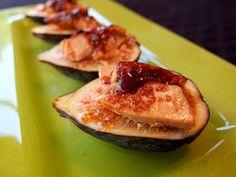 Cocinando con Lola García: Higos con foie