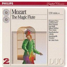 Colin Sir Davis - Mozart: Magic Flute