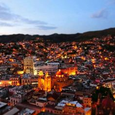 Guanajuato, Mexico - Went (but need to go back)!
