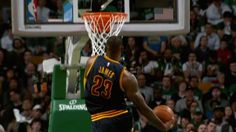 LeBron James Hangs 31 On Boston In Game 3