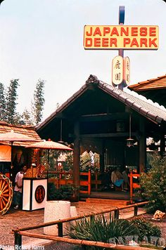 Nostalgia alert.  Who remembers the Japanese Deer Park in Buena Park, CA?  http://micechat.com/blogs/samland/3351-rise-tragic-fall-orange-countys-japanese-deer-park.html