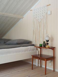Pilviraitti: makuuhuone