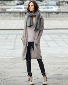 Wrap London | Iona cashmere scarf