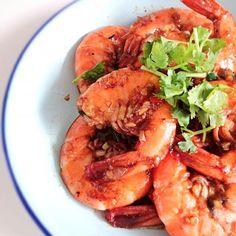 レシピとお料理がひらめくSnapDish - 190件のもぐもぐ - Fried prawns in oyster sauce by 12Dragon