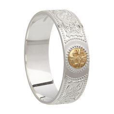 House of Lor Irish Gold Sterling Silver Celtic Shield Ring Fields. Wedding Jewelry, Gold Jewelry, Jewellery, Celtic Shield, Sell Gold, Bracelet Watch, Rings For Men, Sterling Silver, Bracelets