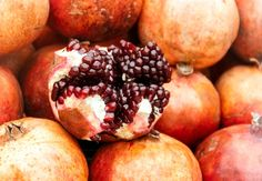 Pomegranate by Michael Moyseyanchik