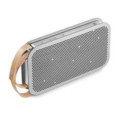 BandO PLAY by Bang and Olufsen Beoplay Portable Bluetooth Speaker (Natural) * Learn more by visiting the image link. (This is an affiliate link and I receive a commission for the sales) Cool Electronic Gadgets, Electronics Gadgets, Ipod, Bang And Olufsen, Speaker System, Bluetooth Speakers, Bluetooth Gadgets, Marshall Speaker, Play