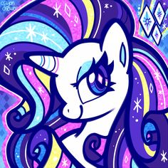 My Little Pony- Rarity