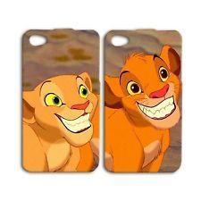 Simba Nala Pair Case iPhone Cover